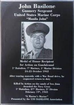 Memorial plaque to JB