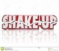 shake up image