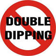 Double dipping image