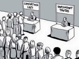 cognitive dissonance image