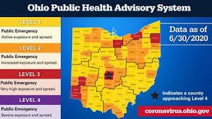 ohio advisory map